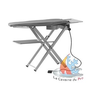 Table de repassage chauffante avec aspiration - Table onglerie avec aspiration ...