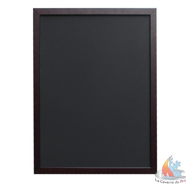 Tableau menus ardoise noir 30x45 cm - Tableau ardoise noir ...